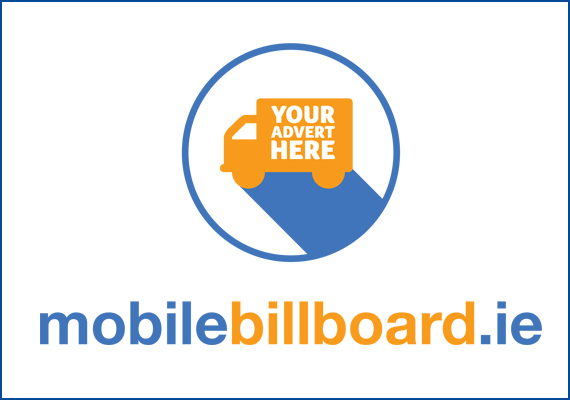 Responsive website that adapts to any screen size. Visit www.mobilebillboard.ie to view live website.